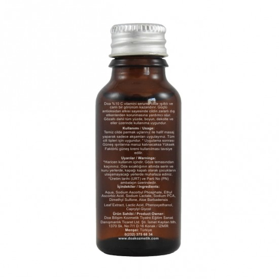 C Vitamini 10 Serum