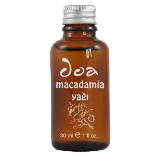 Macadamia Yağı